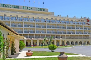 Messonghi Beach Hotel, Corfu